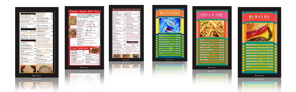 encore dvd menu templates free download - menu board template